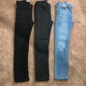 Boy's Levi Jeans 510 - Size 12 Regular